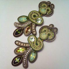 Adel's Laboratory: mojito earrings