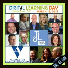 Kleinspiration: Celebrate Digital Learning Day & Get Your School #FutureReady with @All4Ed & @OfficeofEdTech! #DLDay