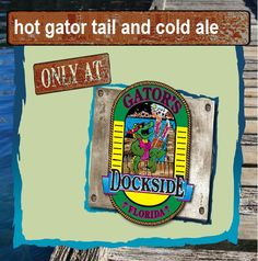 Hot tail and cold Ale