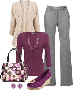 """Office wear"" by macymere on Polyvore"