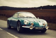 Is the Alpine A110 the discerning mans classic car bargain of the