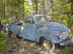 #Studebaker slipping into #Nature. #Classic #Beauty #RustinPeace