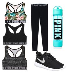 """""""Untitled #23"""" by embozant on Polyvore featuring Victoria's Secret and NIKE"""