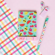 It's Hump Day! What's on your list? Kids Stationery, Cute School Supplies, Diy Crafts For Kids, Washi Tape, Banner, Stationary, Fun, Color, Board