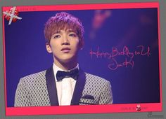 JYP Nation and fans wish a happy birthday to 2PM's Jun.K | http://www.allkpop.com/article/2014/01/jyp-nation-and-fans-wish-a-happy-birthday-to-2pms-junk