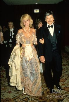 Charles Bronson & Jill Ireland - Classic Hollywood couple (Married for life) Famous Couples, Famous Women, Famous People, Celebrity Couples, Celebrity Weddings, Actor Charles Bronson, Inside The Actors Studio, Famous Pictures, Actor Studio