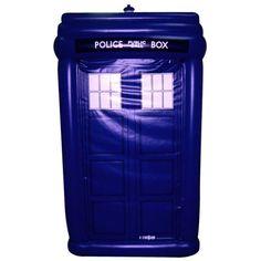 Doctor Who Inflatable TARDIS