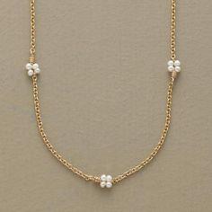 Lucky Lady Necklace - Gemstone - Necklaces - Jewelry | Robert Redford's Sundance Catalog