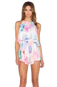 b6e4b7d965b tiger Mist Sweetheart Playsuit in Pastel Revolve Clothing