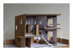 House grow a good child of freedom floor plan over head. : Residential design someday, it will build a house together Cardboard Dollhouse, Building A House, Freedom, Floor Plans, Child, Flooring, How To Plan, Projects, Furniture