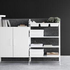Filing Cabinet opbergkast String wit   Musthaves verzendt gratis