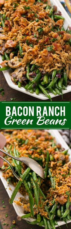 These green beans ar