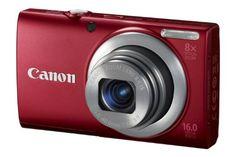 Canon PowerShot A4000 IS Cámara compacta digital, rojo B0076W0JPG - http://www.comprartabletas.es/canon-powershot-a4000-is-camara-compacta-digital-rojo-b0076w0jpg.html