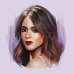 Martina Stoessel Disney Channel, Violetta Outfits, Violetta And Leon, Celebrity Drawings, Demi Lovato, Drawing People, New Hair, Selena, Photos