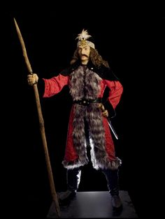 Vlad lll figure,dozens of dolls and figures are produced in Romania representing this historical prince. A great many are sold in it's tourist trade. Vlad The Impaler, Vampire Art, Dracula, Romania, Samurai, History, Prince, Sweets, Historia