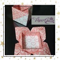 #cajas #origami