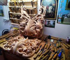 Master@donchenko_pencil  WhatsApp+79261969358, email: afanasy.kutin@gmail.com #ПосадИзограф #резьбаподереву #резьба #art #wood #woodcarving #carving #artcarving#дизайн #интерьер #шедевры #dubai #gold #искусство #work #design #beauty #interior #making #decor #эксклюзив #exclusive #church#сергиевпосад #москва #moscow #russia #handmade #artworks#instagood