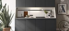 What to consider when designing a mini kitchen A kitchenette, essentially, is a mini kitchen. Similar to those you'll find in suite hotel rooms or bachelor's apartments, kitchenettes are smartly designed units that maximise limited space to its full potential. In many homes, kitchenettes are used as secondary kitchens, often installed in a guest area, …