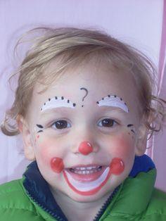 Clown Houten