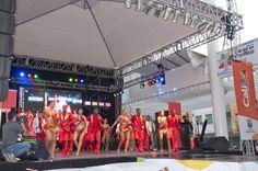 La Plazoleta Jairo Varela, epicentro cultural de Los Juegos Mundiales 2013
