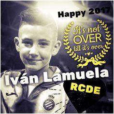 Feliz 2017!   #IvanLamuela #rcde #Rcdespanyol #futbolcat #futbol #futbolista #soccer #goal #joma #JomaSport #FutbolBase #Alevin #AlevinB #Alevines #futbolalevin #hernanperez17 #gerardmoreno  #Felizañonuevo2017 #Feliz2017 #HAPPYNEWYEAR