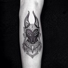 anubis tattoo36