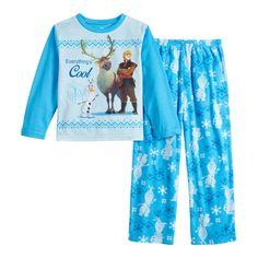 12, Blue Royal Boys Boys Sports Pajama Pants Set