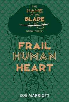 2016 Candlewick Press (US) hardcover art for Frail Human Heart.