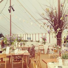 Rustic marquee wedding   https://callthecaterers.co.uk