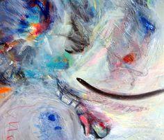 "Saatchi Art Artist Anna Corti; Painting, ""tracce"" #art"