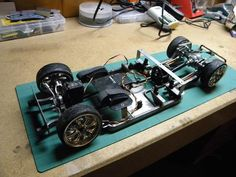 Custom Low-Rider Build
