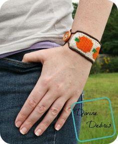 Pumpkin Bracelet fre
