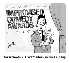 Improvised Comedy Awards