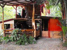 Loco Natural Jungle Houses - Casa Mambo - Puerto Viejo, Costa Rica