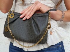Fendi Pochette featured in the outfit