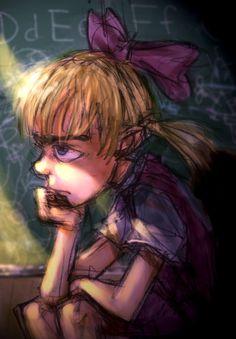 Helga from Hey Arnold