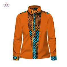 2017 Spring New Fashion Design Shirt Men Long Sleeve Slim Fit Mens Dashiki African Print Casual Style Men Shirts BRW Couples African Outfits, African Dresses Men, Latest African Fashion Dresses, African Print Fashion, Africa Fashion, African Wear Styles For Men, African Shirts For Men, African Clothing For Men, Baby African Clothes