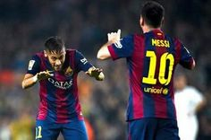 Neymar says Lionel Messi is close to signing new Barcelona contract Lionel Messi, Messi Y Neymar, Messi And Ronaldo, Messi 10, David Ramos, Xavi Hernandez, Kun Aguero, James Rodriguez, Psg