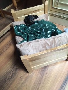 Dog bed for miniature toy dog