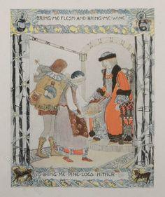 Antiques Atlas - Jessie M King Print Good King Wenceslas A Carol