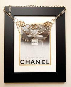 CHANEL always has a place in the home! http://www.thecoveteur.com/katherine_power