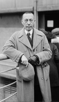 Sergei Vasilievich Rachmaninoff (Russian: Серге́й Васи́льевич Рахма́нинов). 1 April 1873 – 28 March 1943.