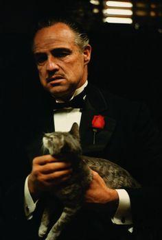 marlon brando. the godfather