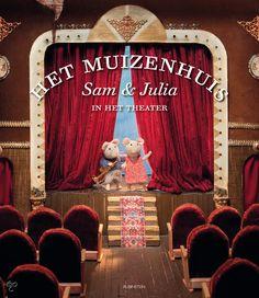 Het muizenhuis in het theater