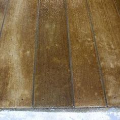 How to Remove Dog Urine Stains From Hardwood Floors   Dog, Easy and ...