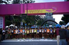 Correr un maratón completo