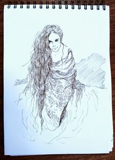 sirène Illustrations, Art, Art Background, Kunst, Illustration, Gcse Art, Illustrators