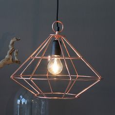 O5 Hanglamp Elmas | LOODS 5 Industrial Lighting, Interior Lighting, Lamp Light, Light Up, Light Project, Room Inspiration, Diy Design, Interior Decorating, Sweet Home