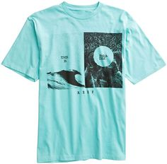 REEF AWESOME WAVE SS TEE > Mens > Clothing > Tees Short Sleeve | Swell.com