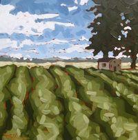 Renee Hartig - landscape oil